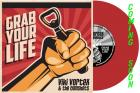 "Grab your life. 7"" 45 single 2015"