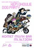 JUL 16 KEPI GHOULIE (USA) & DOG PARTY (USA) @ Komet Musik Bar