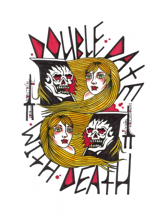 Double Date With Death - Across the Sea