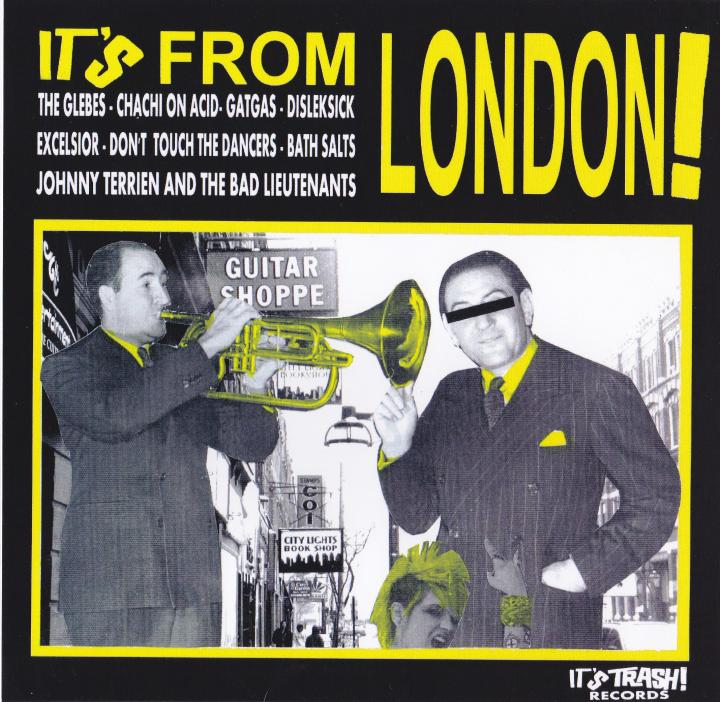 It's From London!- Various Artists